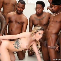 Kali Roses in 'Dogfart' - Interracial Blowbang (Thumbnail 14)