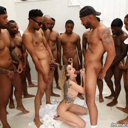 Kali Roses in 'Dogfart' - Interracial Blowbang (Thumbnail 18)