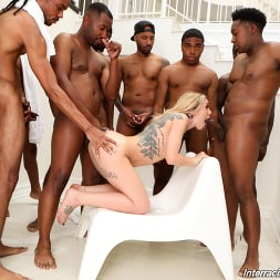 Kali Roses in 'Dogfart' - Interracial Blowbang (Thumbnail 24)