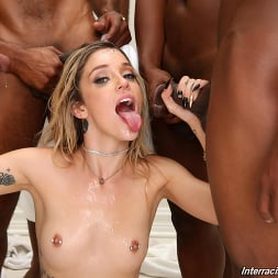 Kali Roses in 'Dogfart' - Interracial Blowbang (Thumbnail 29)