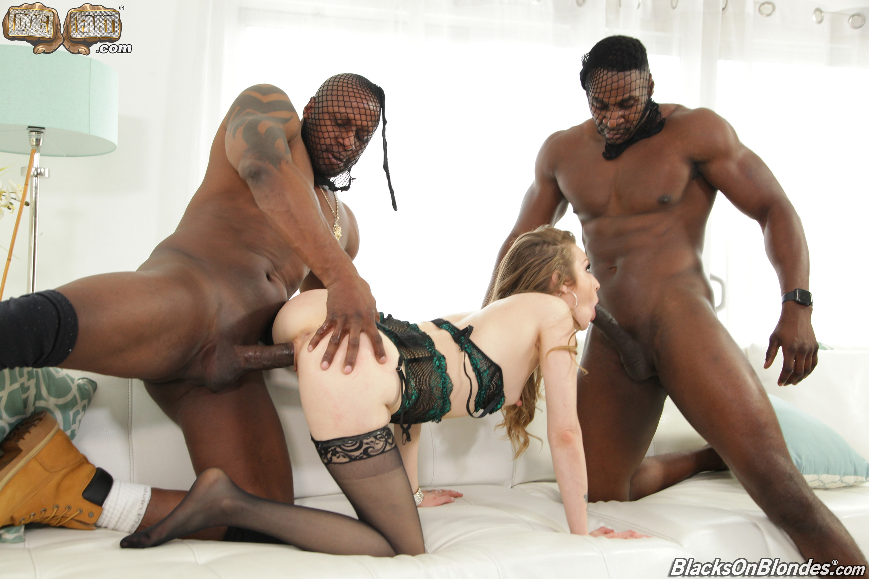Dogfart '- Blacks On Blondes' starring Karla Kush (Photo 27)