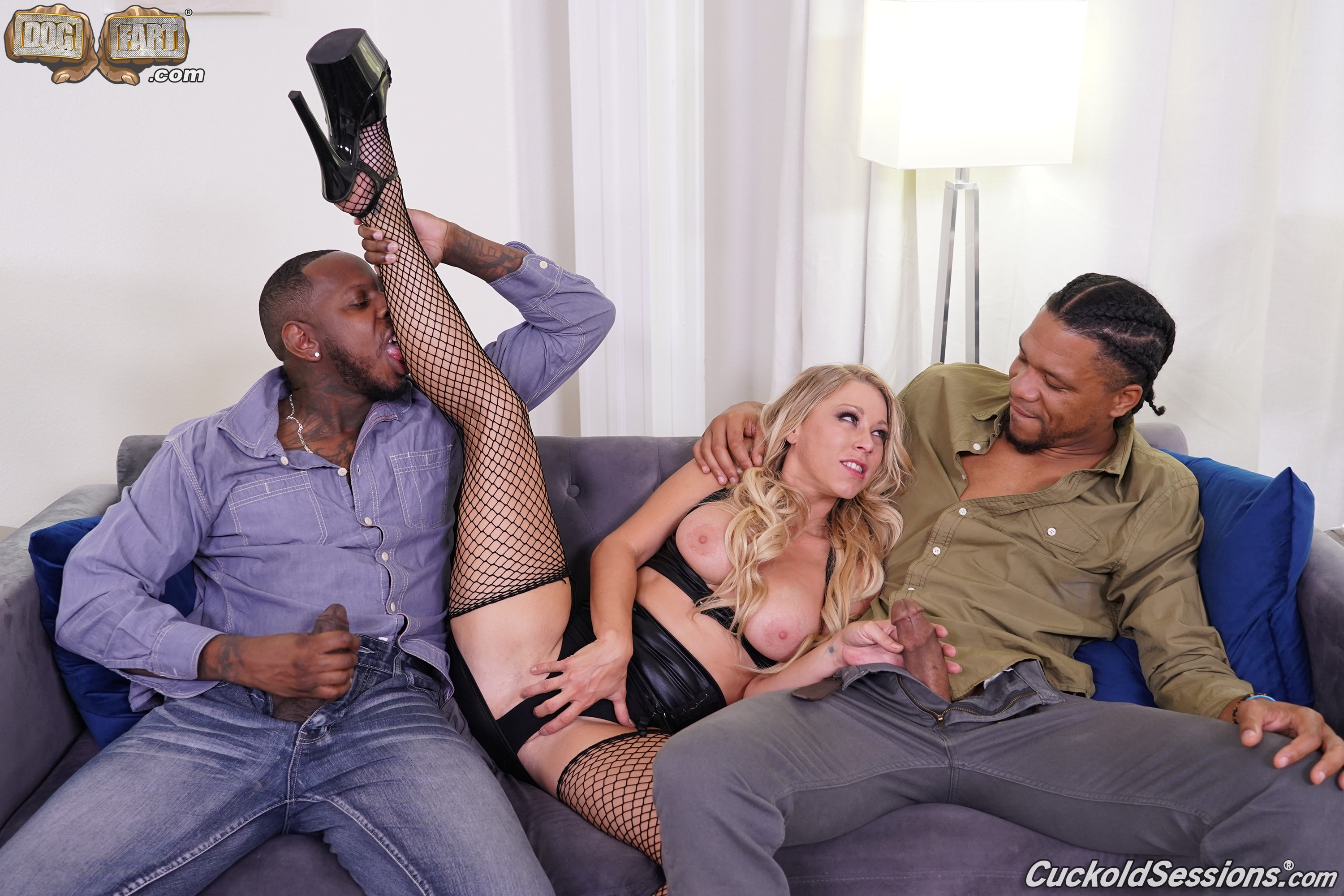 Dogfart '- Cuckold Sessions - Scene 2' starring Katie Morgan (Photo 15)