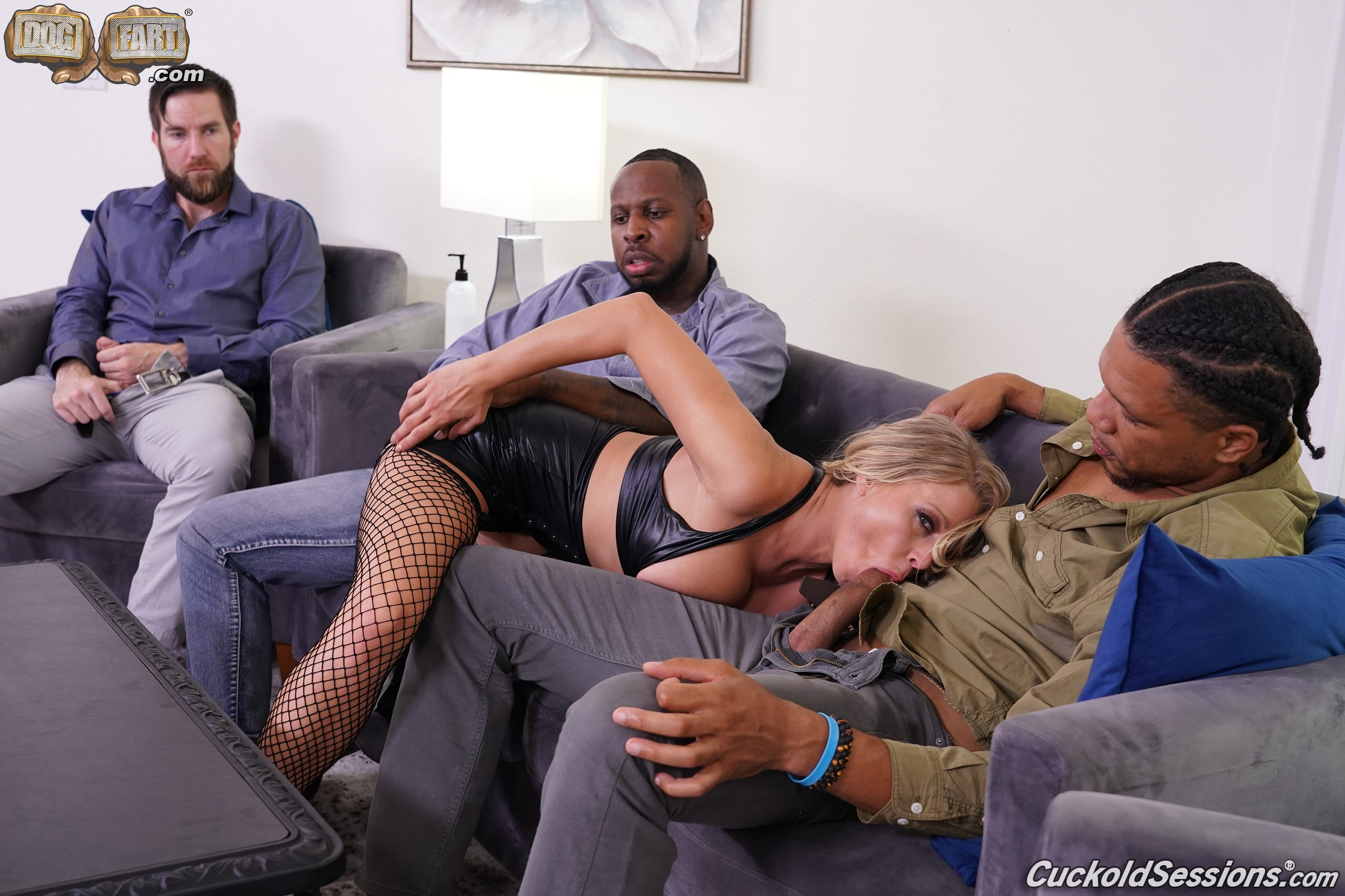 Dogfart '- Cuckold Sessions - Scene 2' starring Katie Morgan (Photo 16)