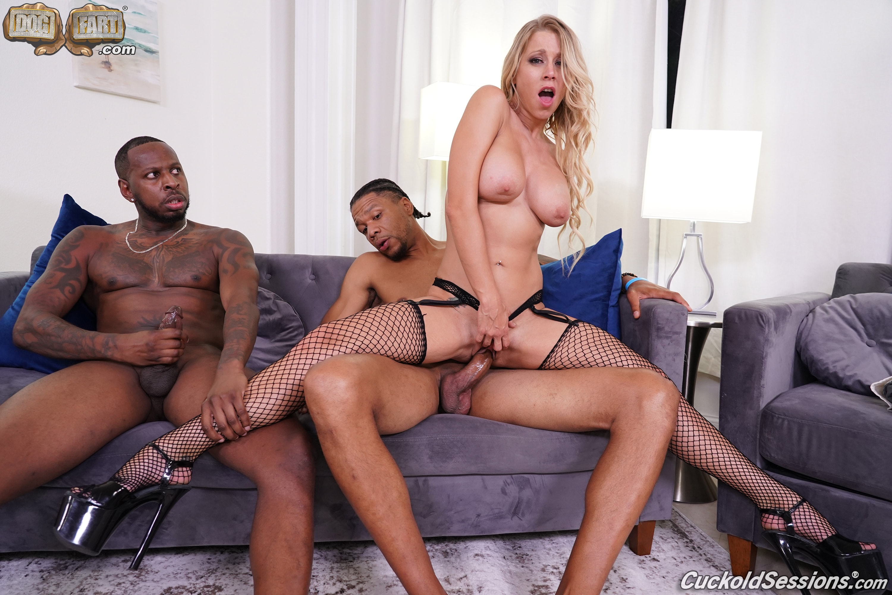 Dogfart '- Cuckold Sessions - Scene 2' starring Katie Morgan (Photo 26)