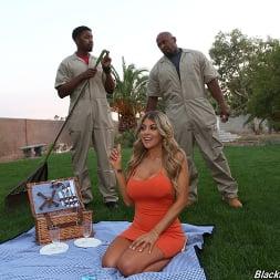 Kayla Kayden in 'Dogfart' - Blacks On Cougars (Thumbnail 1)