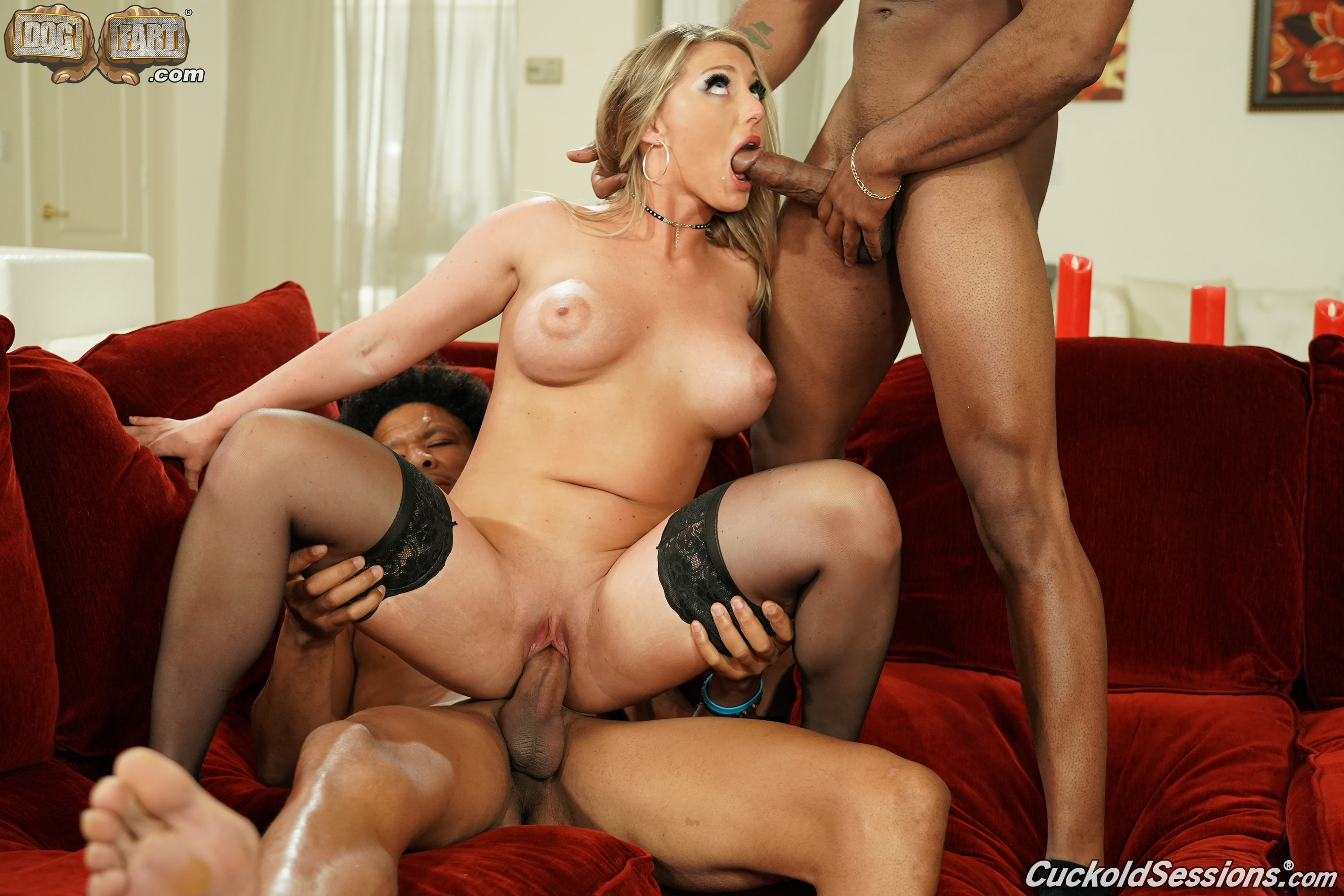 Dogfart '- Cuckold Sessions' starring Kayley Gunner (Photo 23)