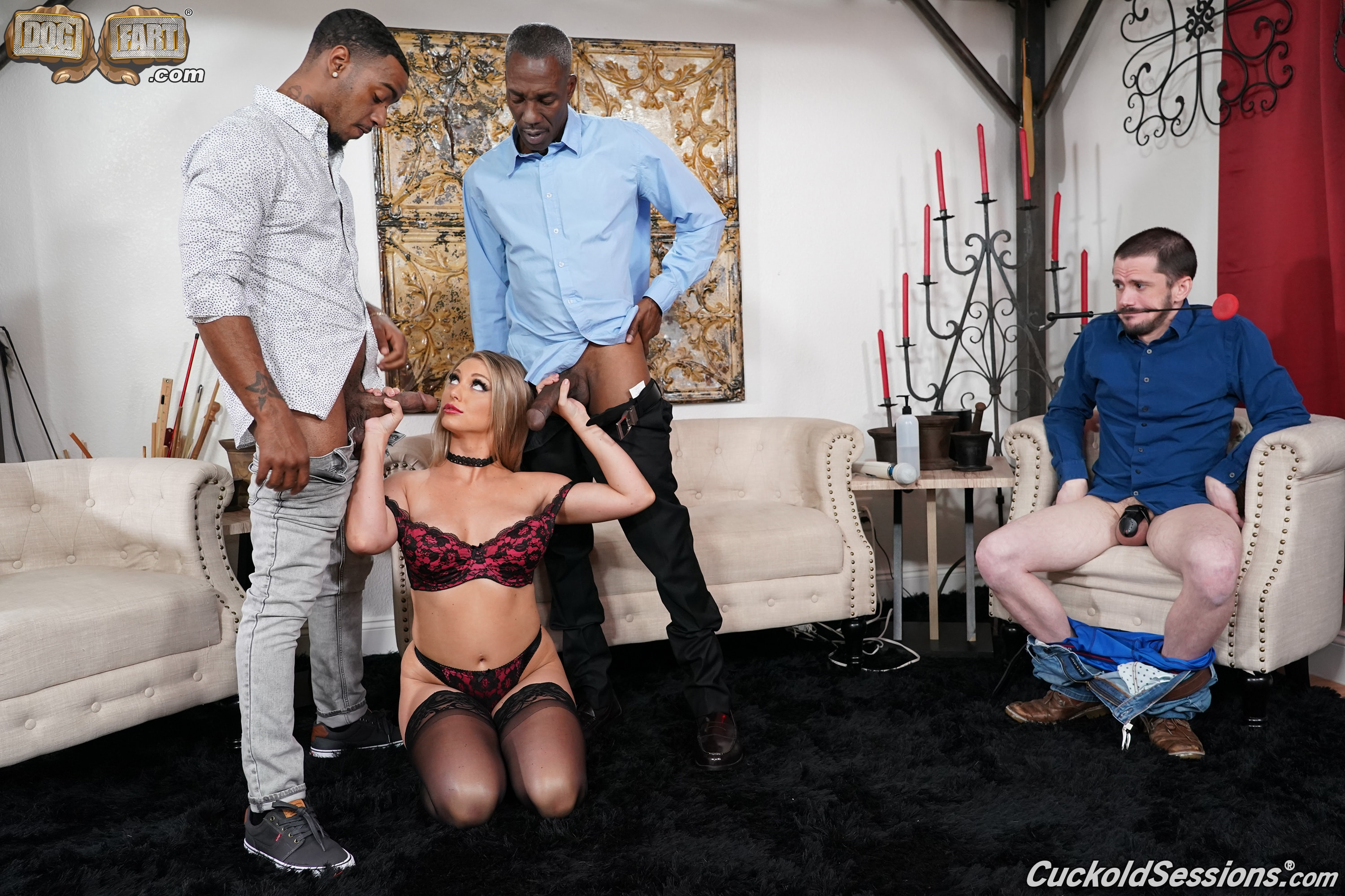 Dogfart '- Cuckold Sessions - Scene 2' starring Kayley Gunner (Photo 13)