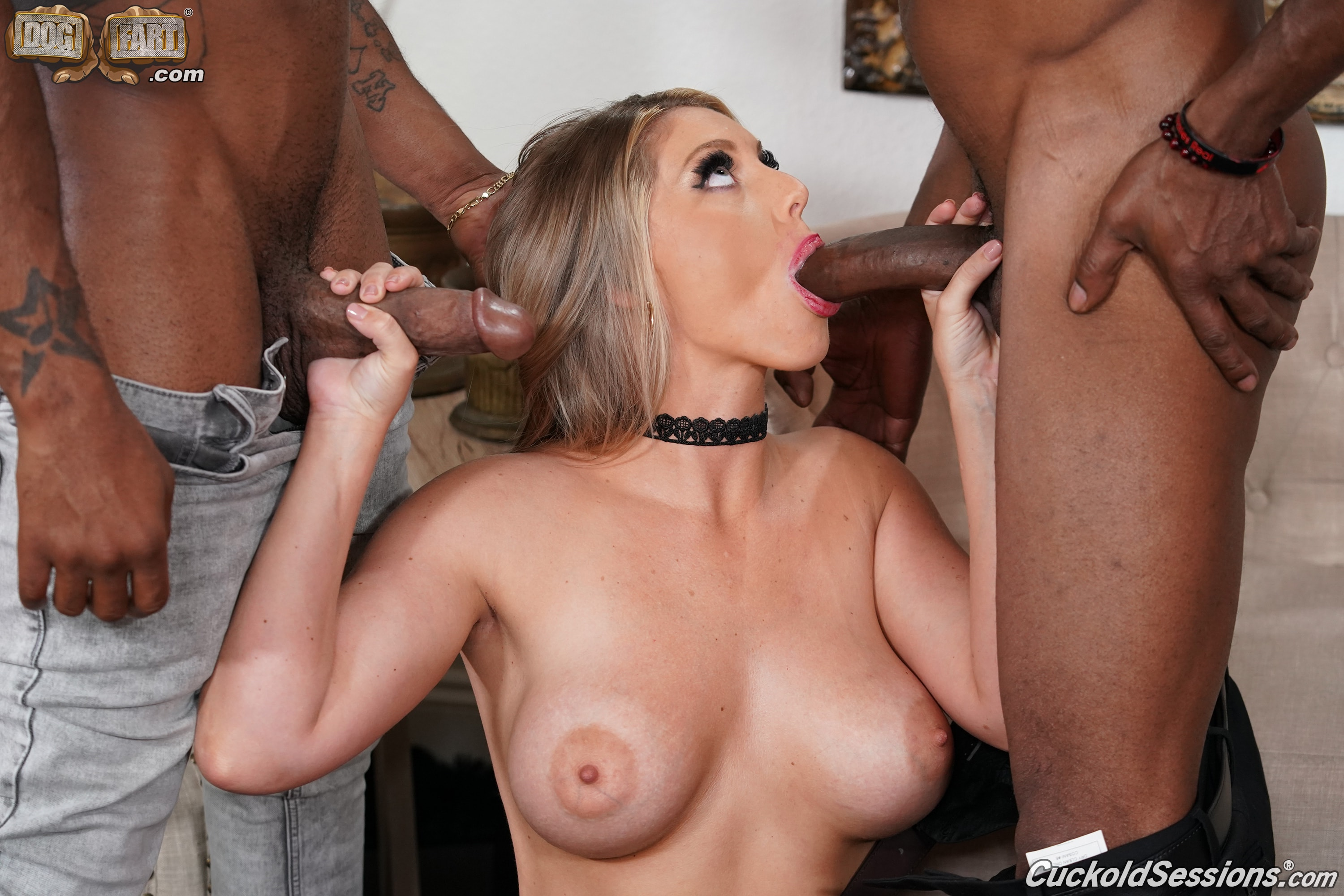 Dogfart '- Cuckold Sessions - Scene 2' starring Kayley Gunner (Photo 17)