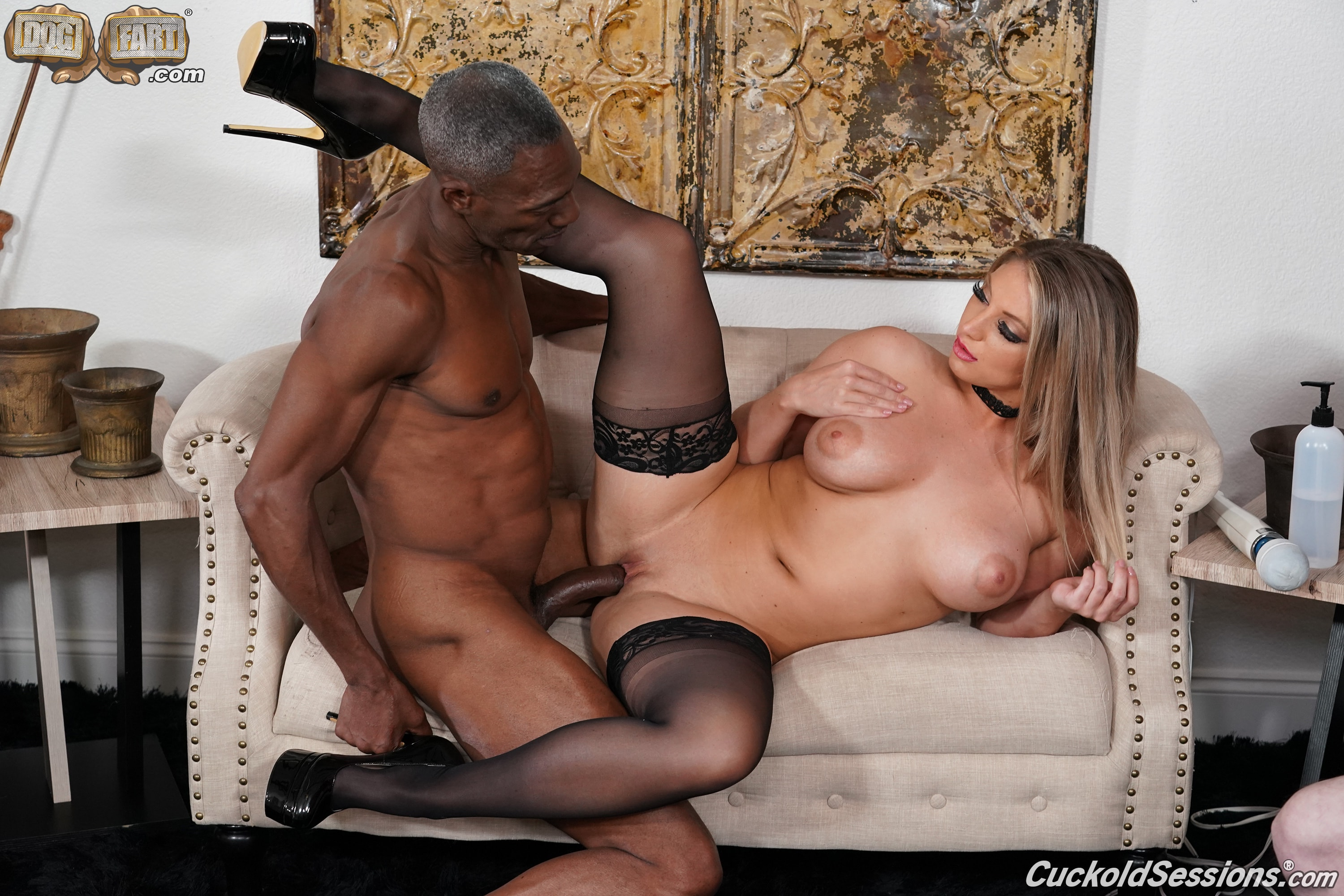 Dogfart '- Cuckold Sessions - Scene 2' starring Kayley Gunner (Photo 19)