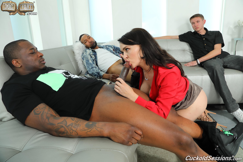 Dogfart '- Cuckold Sessions - Scene 2' starring Krissy Lynn (Photo 6)