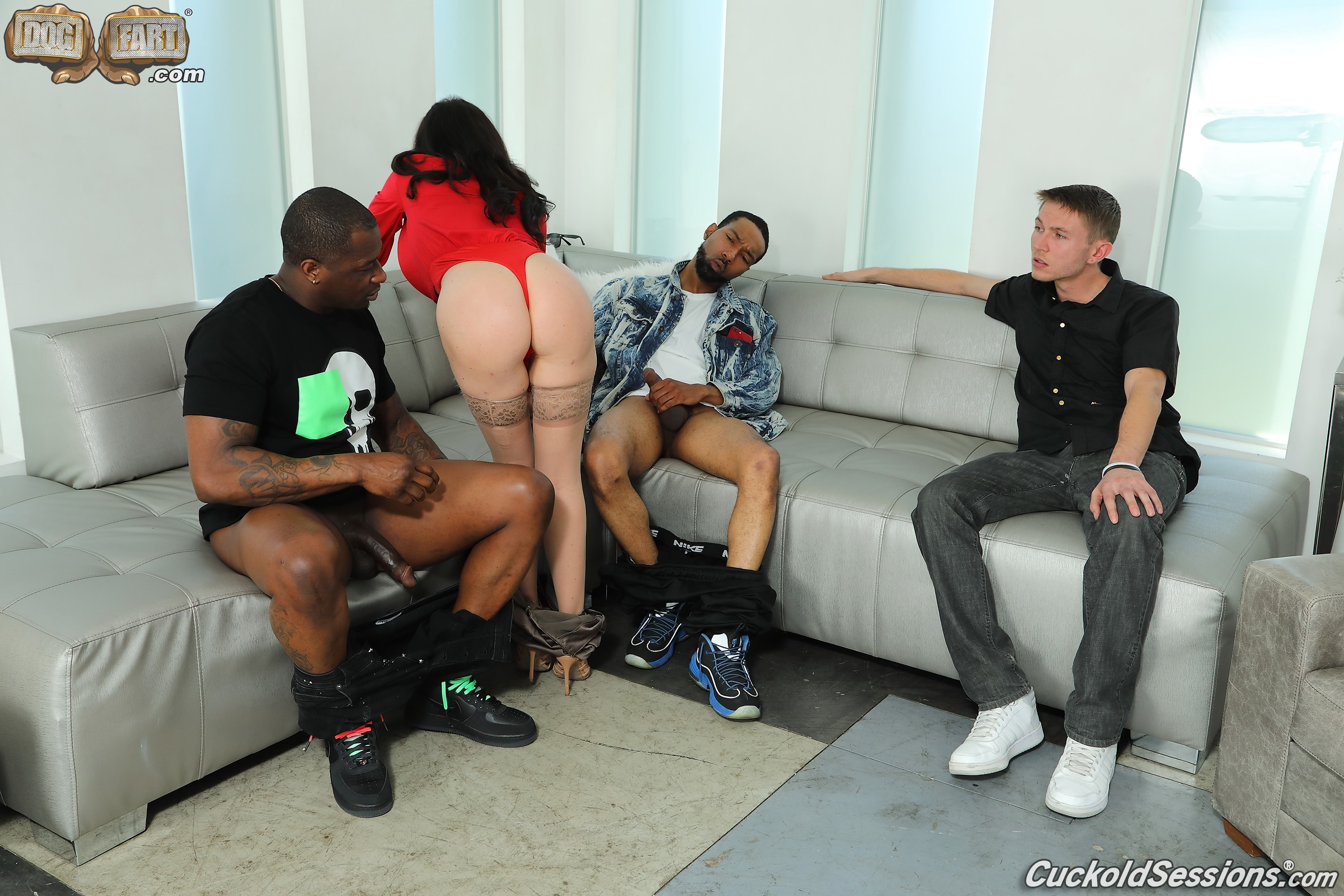 Dogfart '- Cuckold Sessions - Scene 2' starring Krissy Lynn (Photo 10)