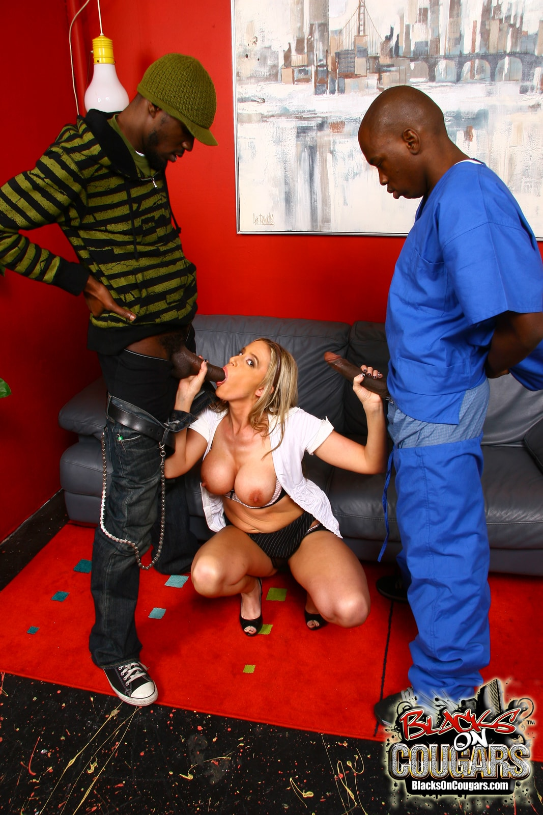 Dogfart '- Blacks On Cougars' starring Kylie Worthy (Photo 12)