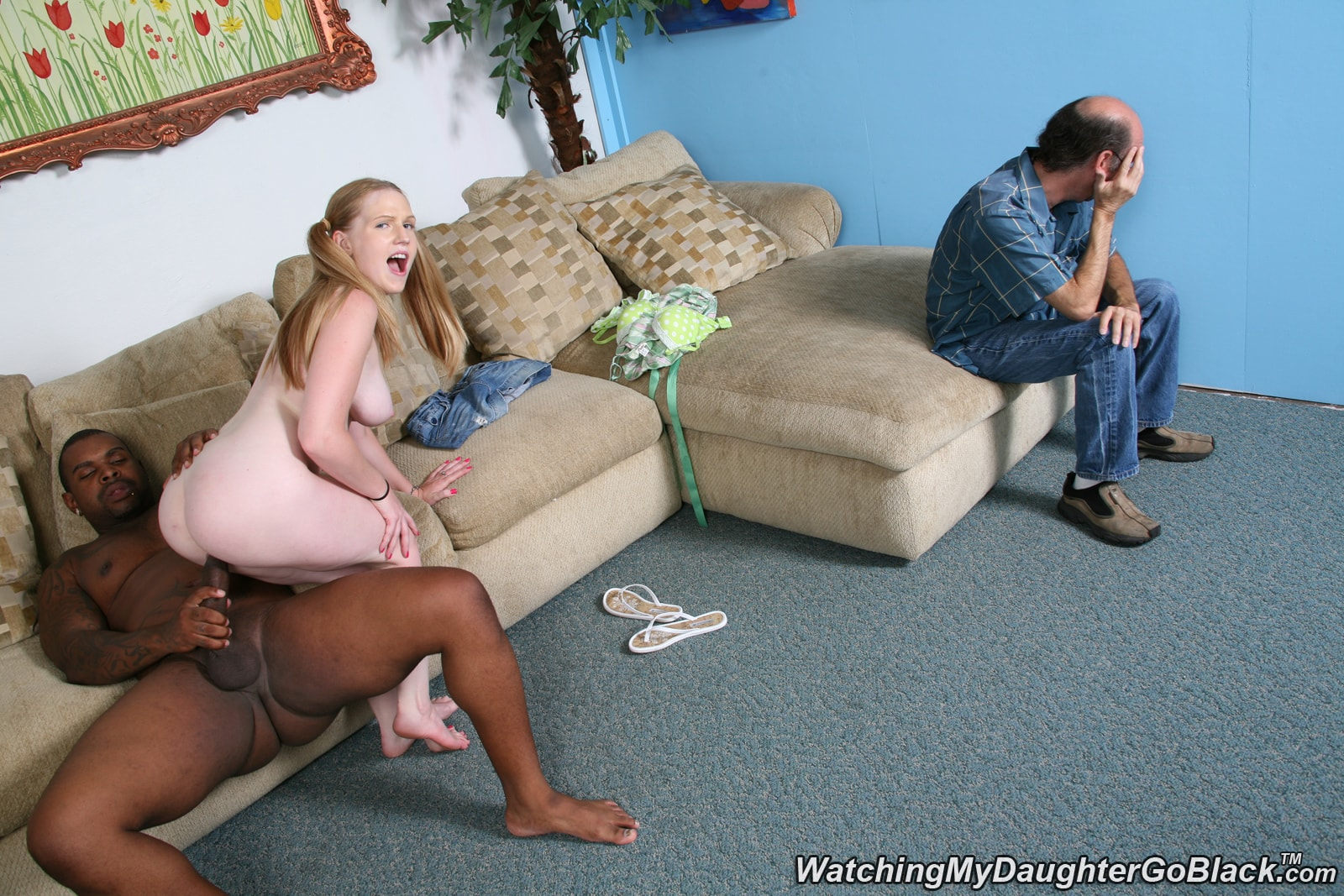 Dogfart 'Laci Laine - Watching My Daughter Go Black' starring Laci Laine (photo 27)