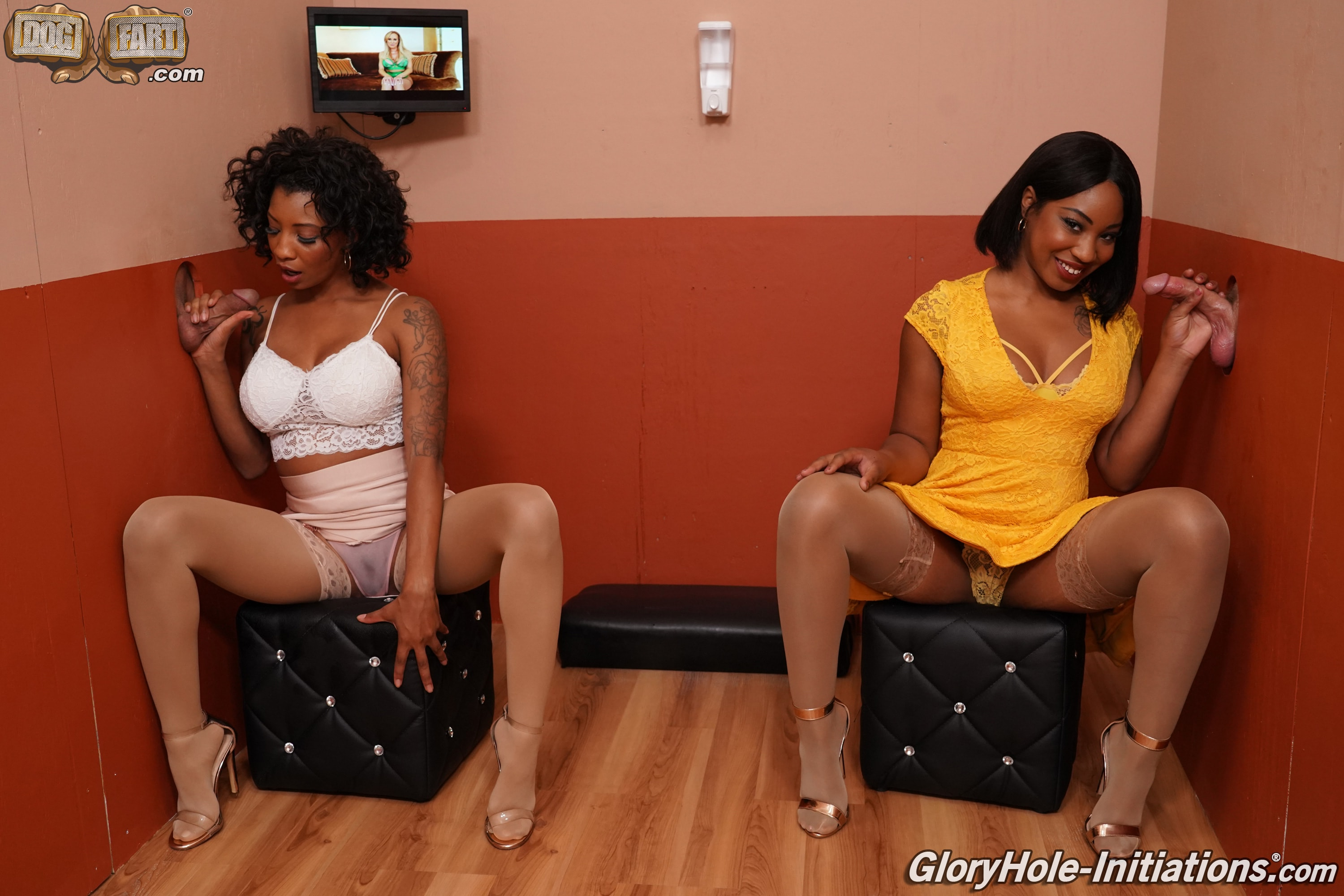 Dogfart 'and September Reign - Gloryhole Initiations' starring Lala Ivey (Photo 14)