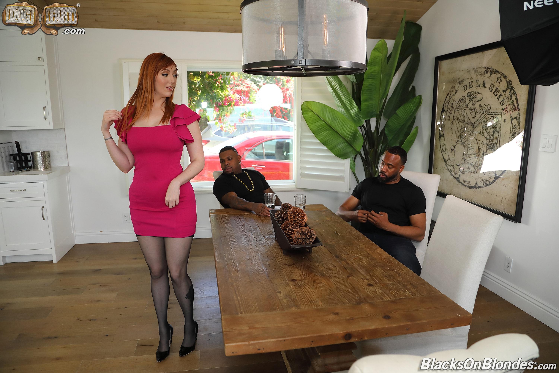 Dogfart '- Blacks On Blondes - Scene 2' starring Lauren Phillips (Photo 2)