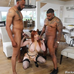 Lauren Phillips in 'Dogfart' - Blacks On Blondes - Scene 2 (Thumbnail 8)