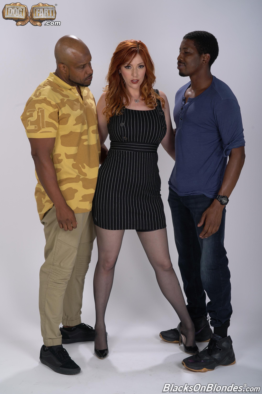 Dogfart '- Blacks On Blondes - Scene 3' starring Lauren Phillips (Photo 11)