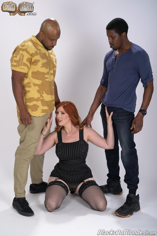 Dogfart '- Blacks On Blondes - Scene 3' starring Lauren Phillips (Photo 12)