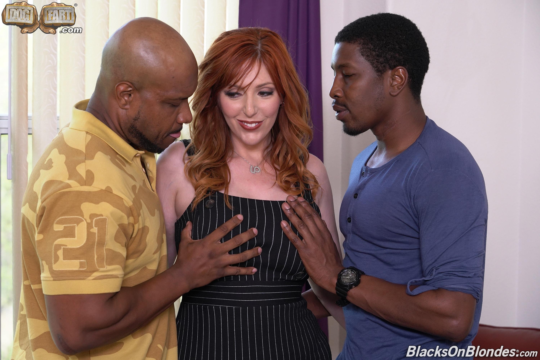 Dogfart '- Blacks On Blondes - Scene 3' starring Lauren Phillips (Photo 13)