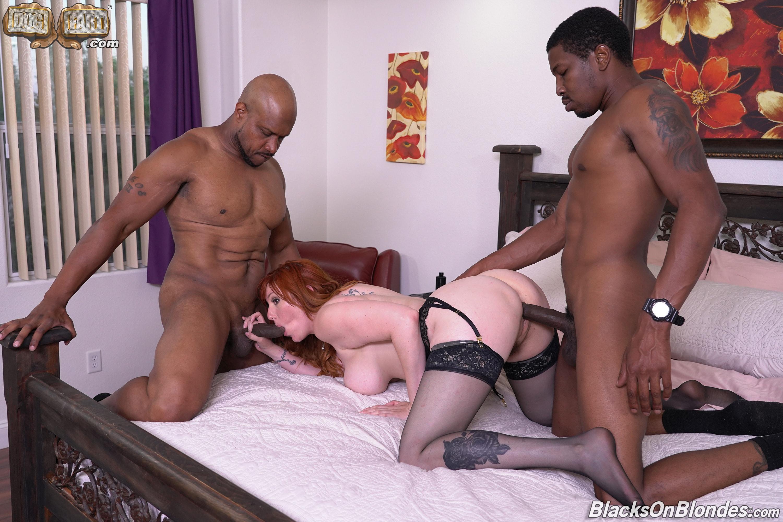 Dogfart '- Blacks On Blondes - Scene 3' starring Lauren Phillips (Photo 18)