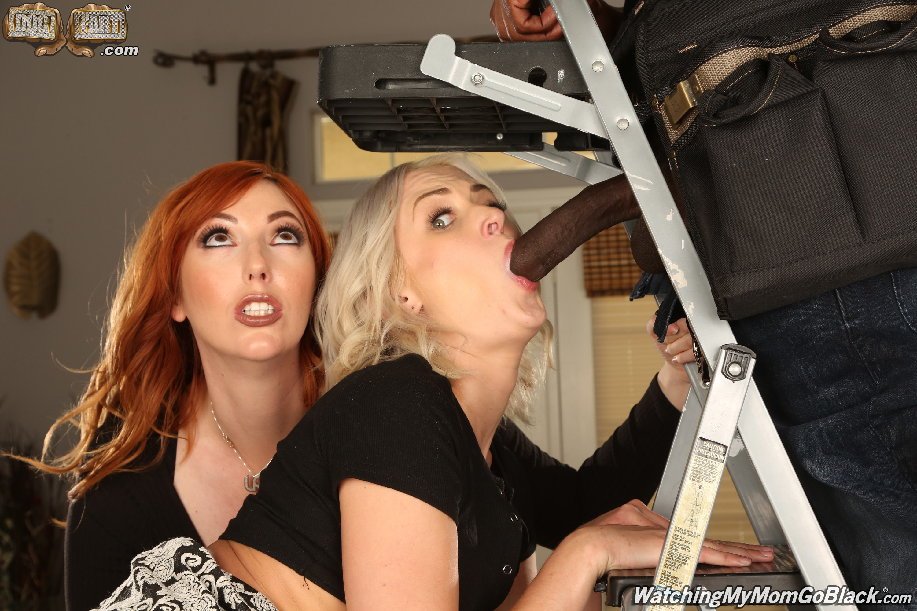 Dogfart 'and Zoe Sparx - Watching My Mom Go Black' starring Lauren Phillips (Photo 6)