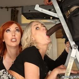 Lauren Phillips in 'Dogfart' and Zoe Sparx - Watching My Mom Go Black (Thumbnail 6)