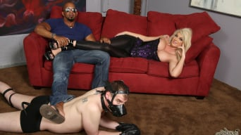 Leya Falcon in '- Cuckold Sessions'