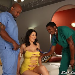 Makayla Cox in 'Dogfart' - Blacks On Cougars - Scene 2 (Thumbnail 2)