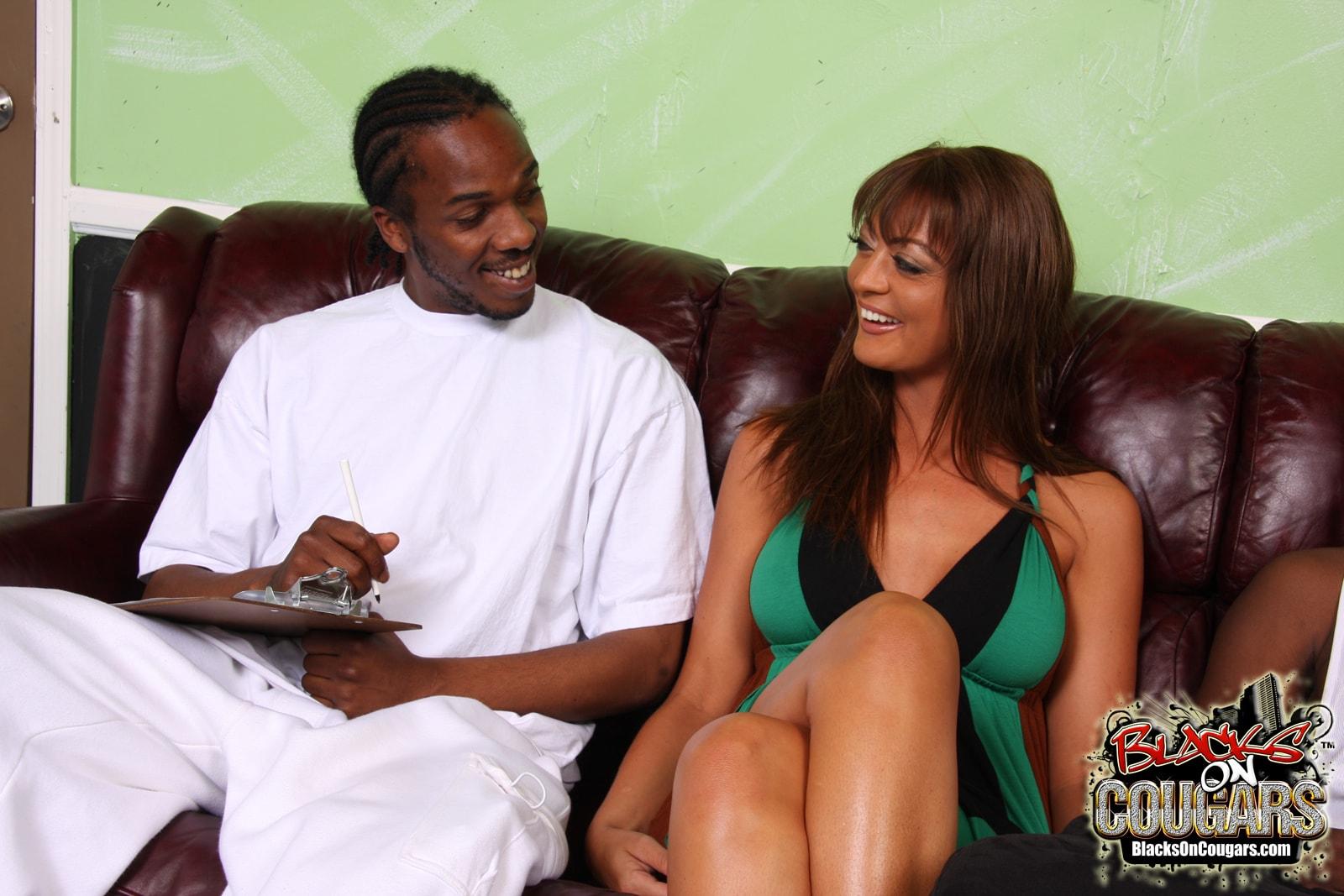 Dogfart '- Blacks On Cougars' starring Michaela Mancini (Photo 5)