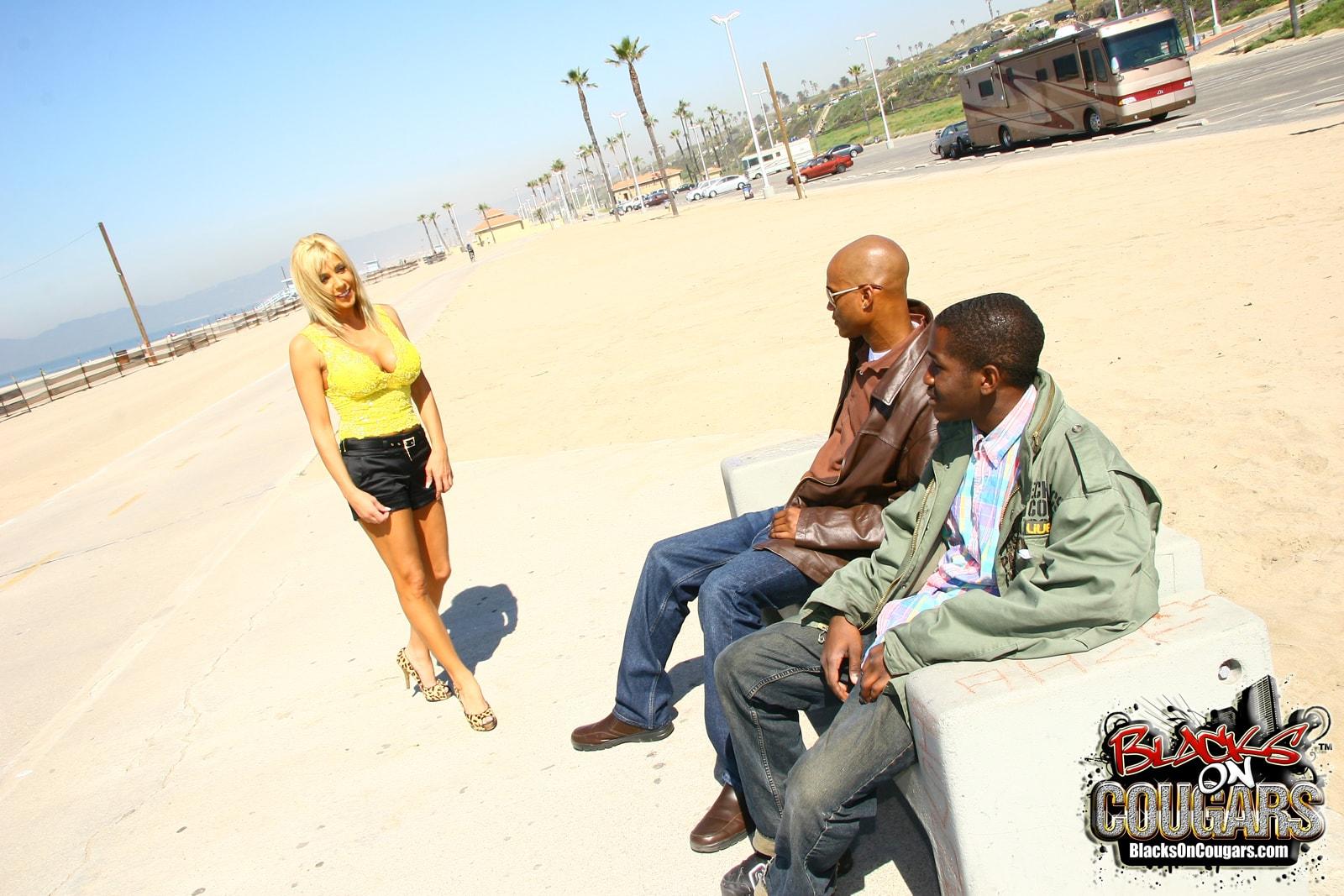 Dogfart '- Blacks On Cougars' starring Misty Vonage (Photo 2)
