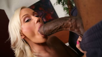 Molly Rae in '- Blacks On Blondes'