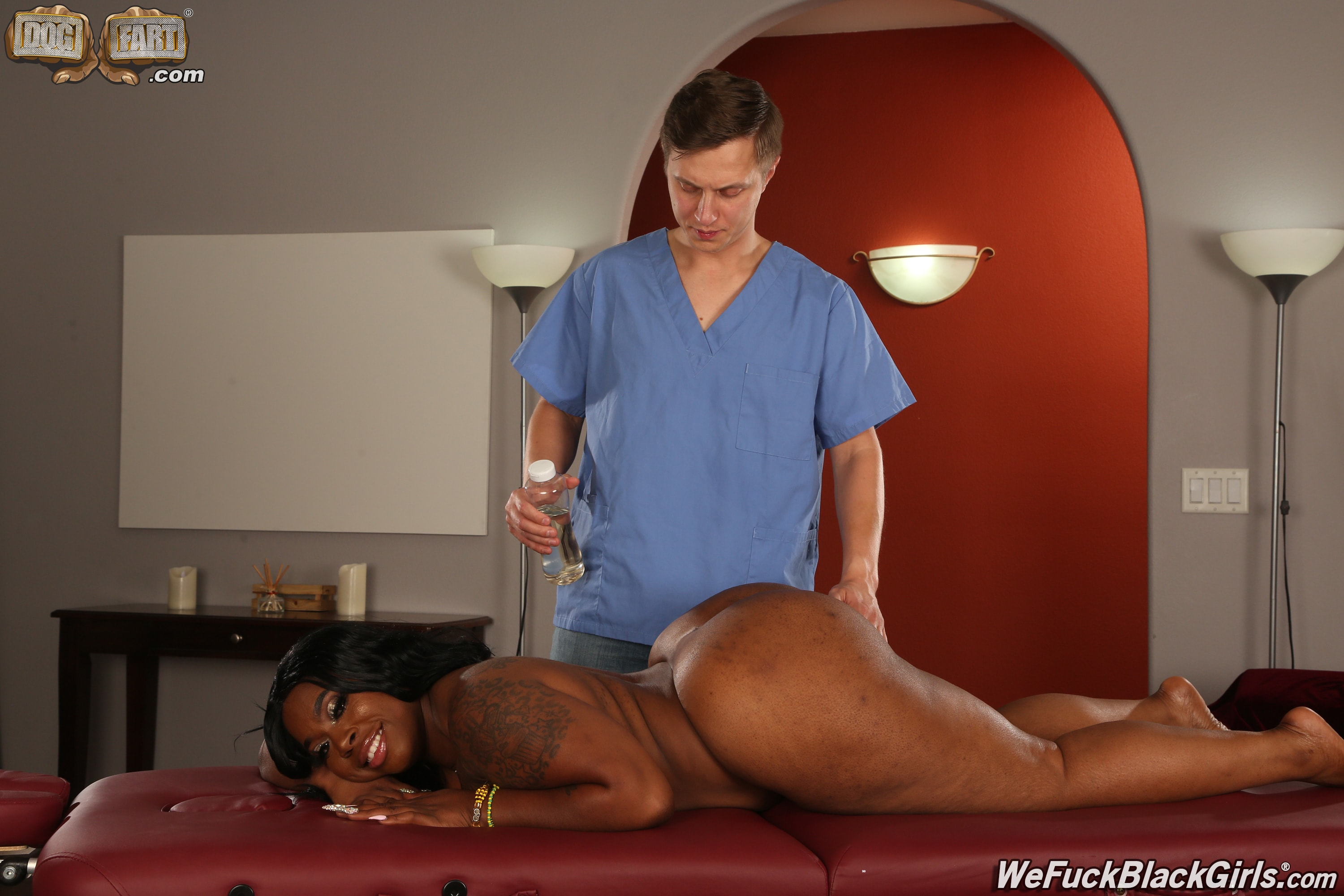 Dogfart '- We Fuck Black Girls - Scene 2' starring Ms London (Photo 4)
