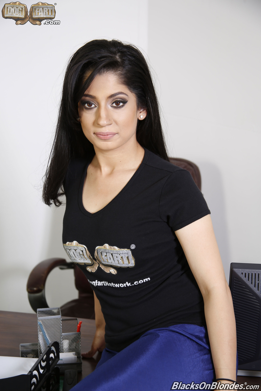 Nadia Ali in Nadia Ali - Blacks On Blondes (Photo 1) | Dogfart
