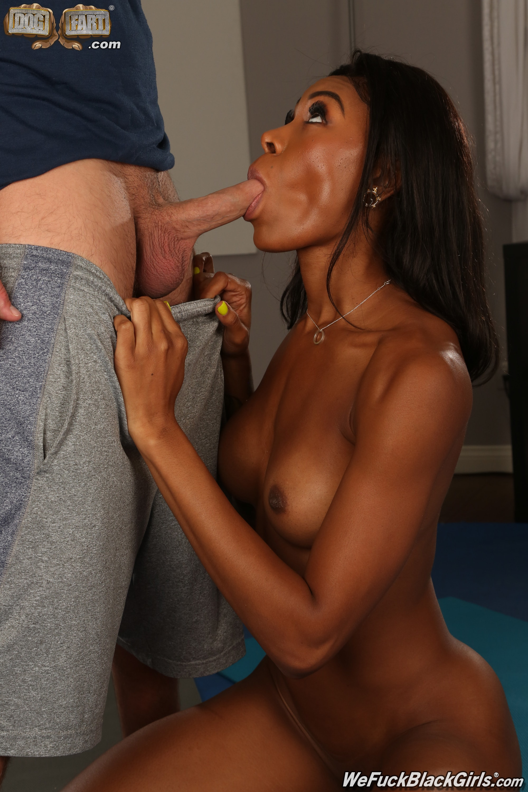 Dogfart '- We Fuck Black Girls - Scene 3' starring Nadia Jay (Photo 8)