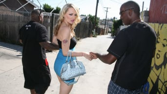 Natasha Starr in '- Blacks On Blondes'
