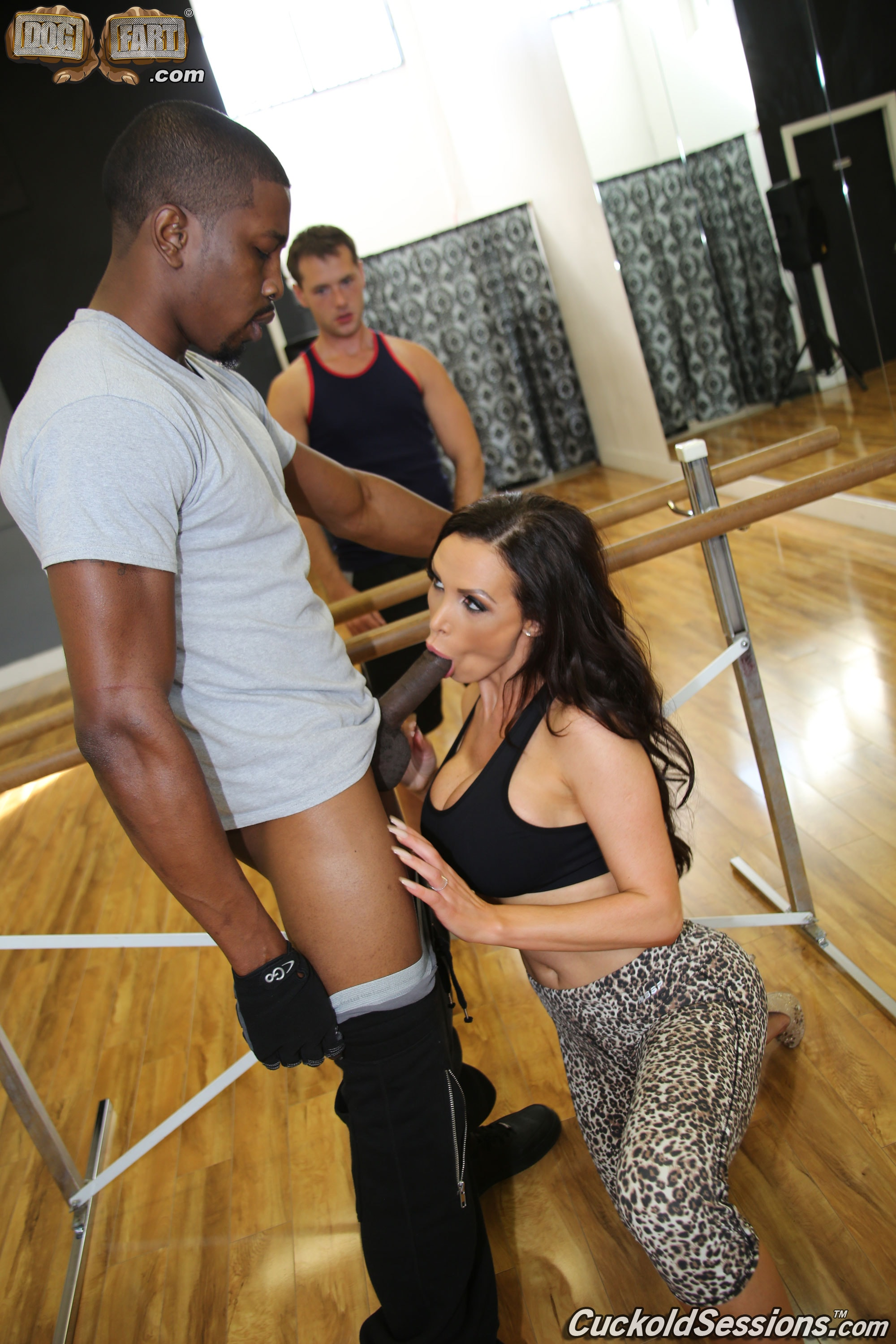 Nikki Benz Loves Anal with BBC  Cuckold Sessions Porn 9b