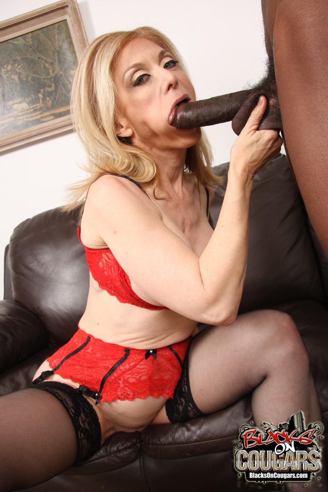 Dogfart '- Blacks On Cougars' starring Nina Hartley (Photo 18)