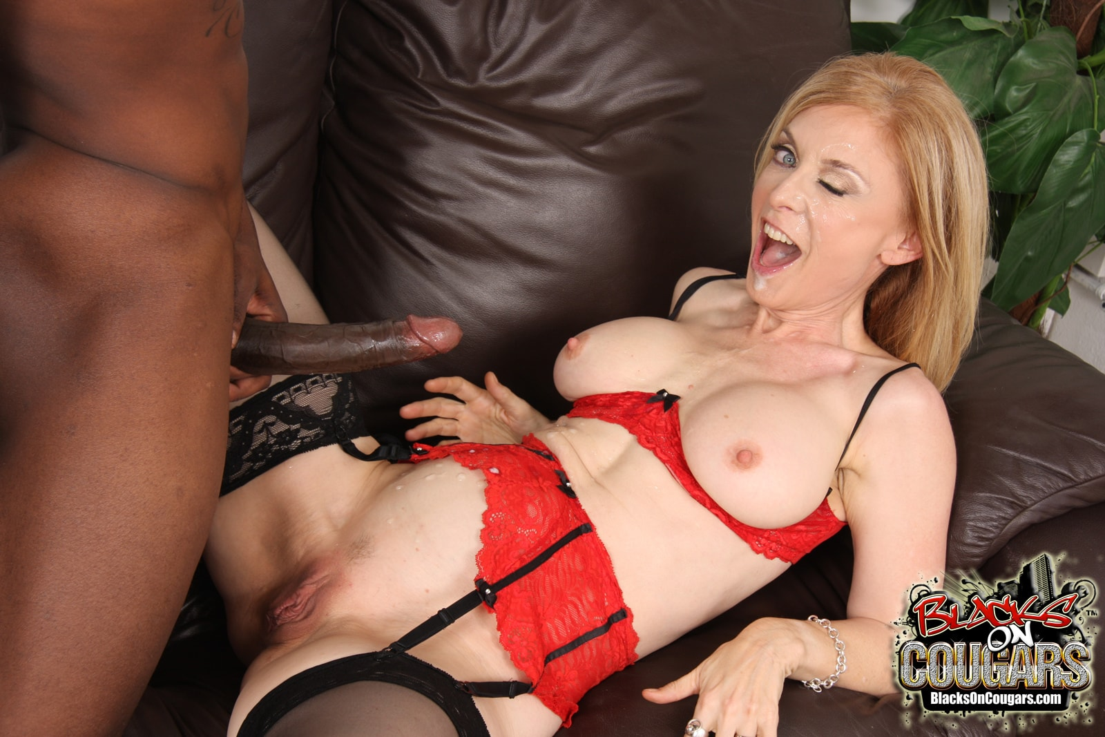 Dogfart '- Blacks On Cougars' starring Nina Hartley (Photo 29)