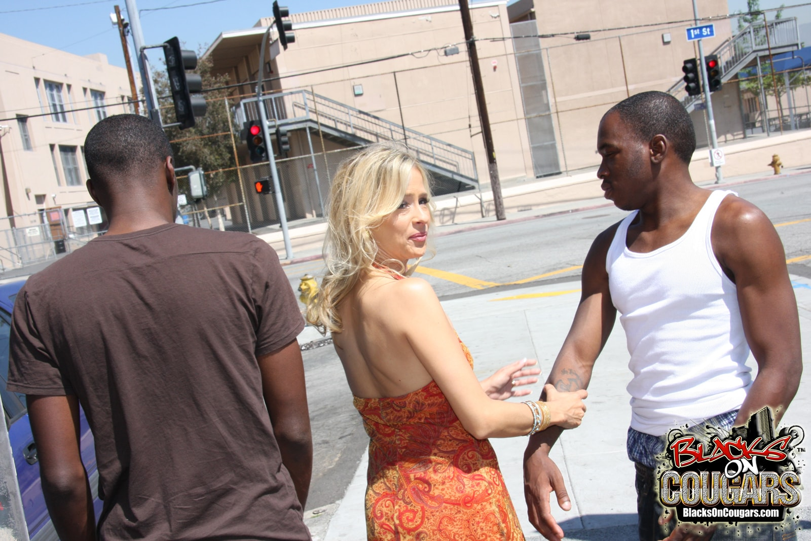 Dogfart '- Blacks On Cougars' starring Payton Leigh (Photo 5)
