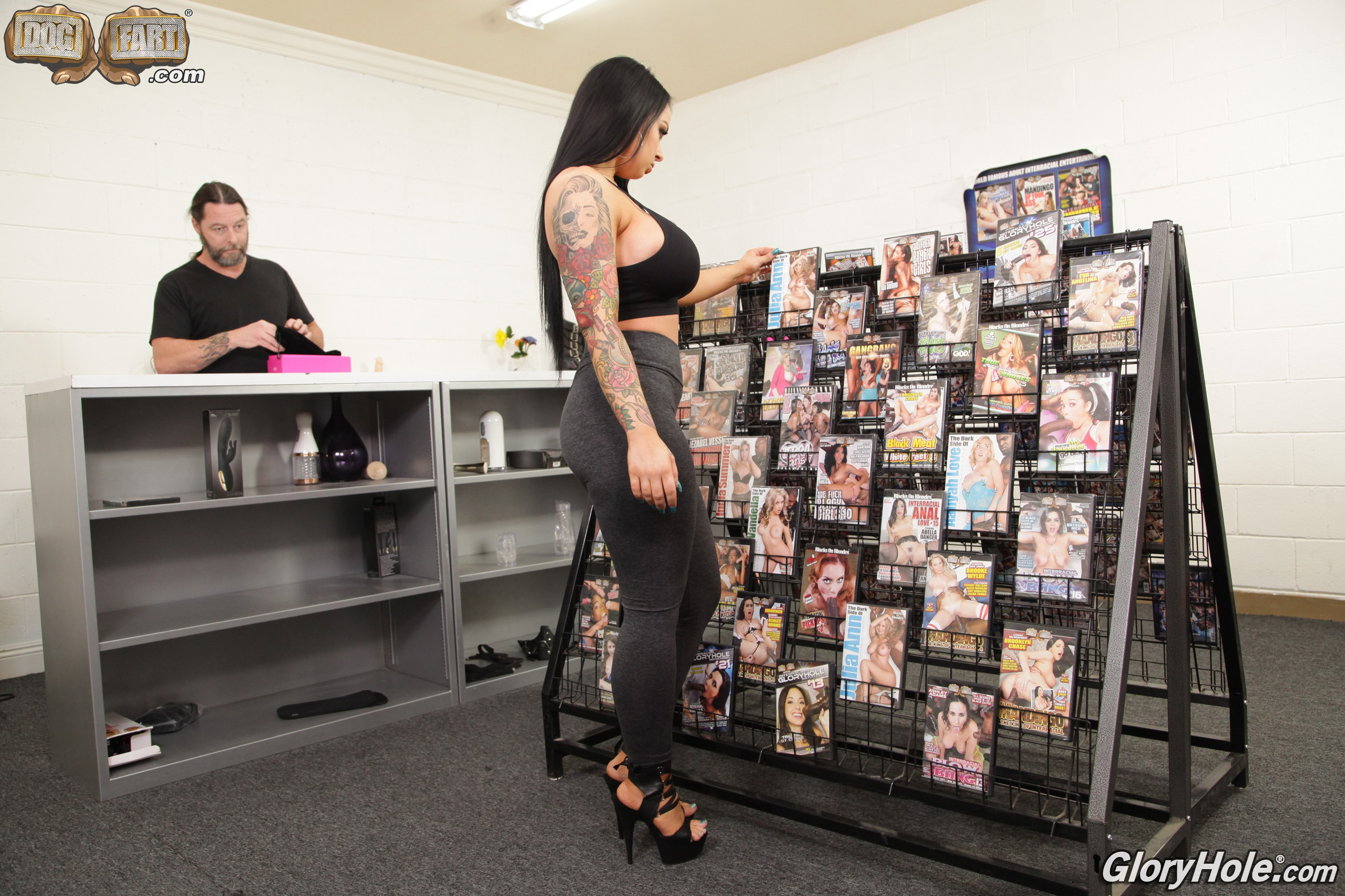 Dogfart '- Glory Hole' starring Payton Preslee (Photo 4)