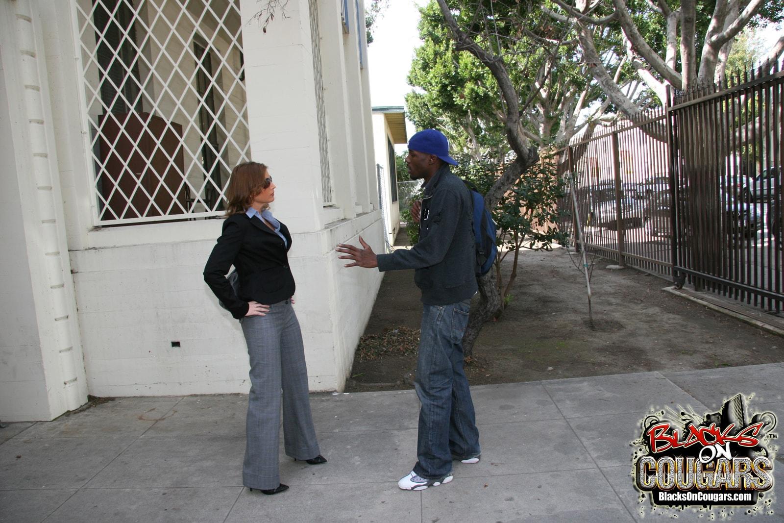 Dogfart '- Blacks On Cougars' starring Rae Rogers (Photo 1)