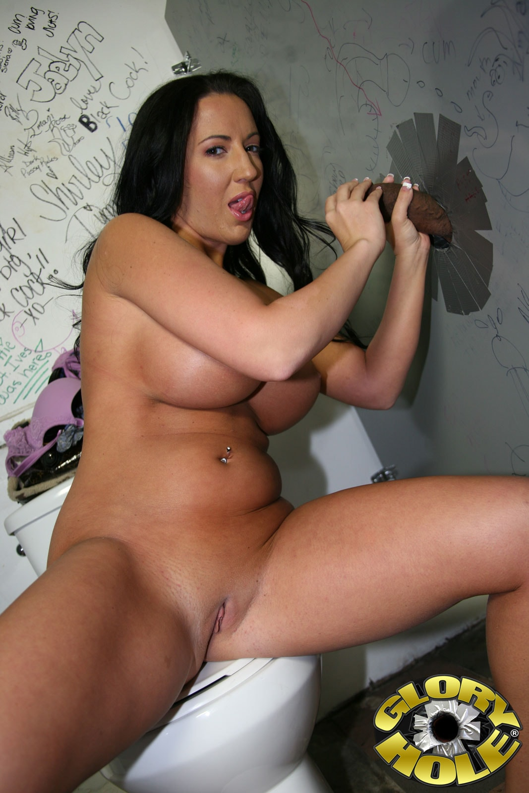 Dogfart 'Richelle Ryan - Glory Hole' starring Richelle Ryan (photo 15)