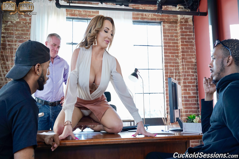 Dogfart '- Cuckold Sessions - Scene 2' starring Richelle Ryan (Photo 2)