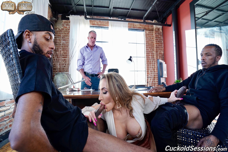 Dogfart '- Cuckold Sessions - Scene 2' starring Richelle Ryan (Photo 8)