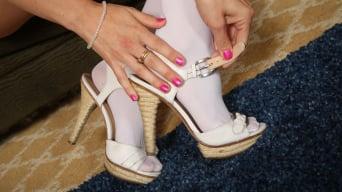 Riley Reid in '- Black Meat White Feet'