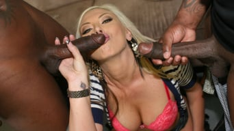 Skylar Price in '- Blacks On Blondes'