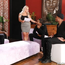 Skylar Vox in 'Dogfart' - Blacks On Blondes - Scene 3 (Thumbnail 1)
