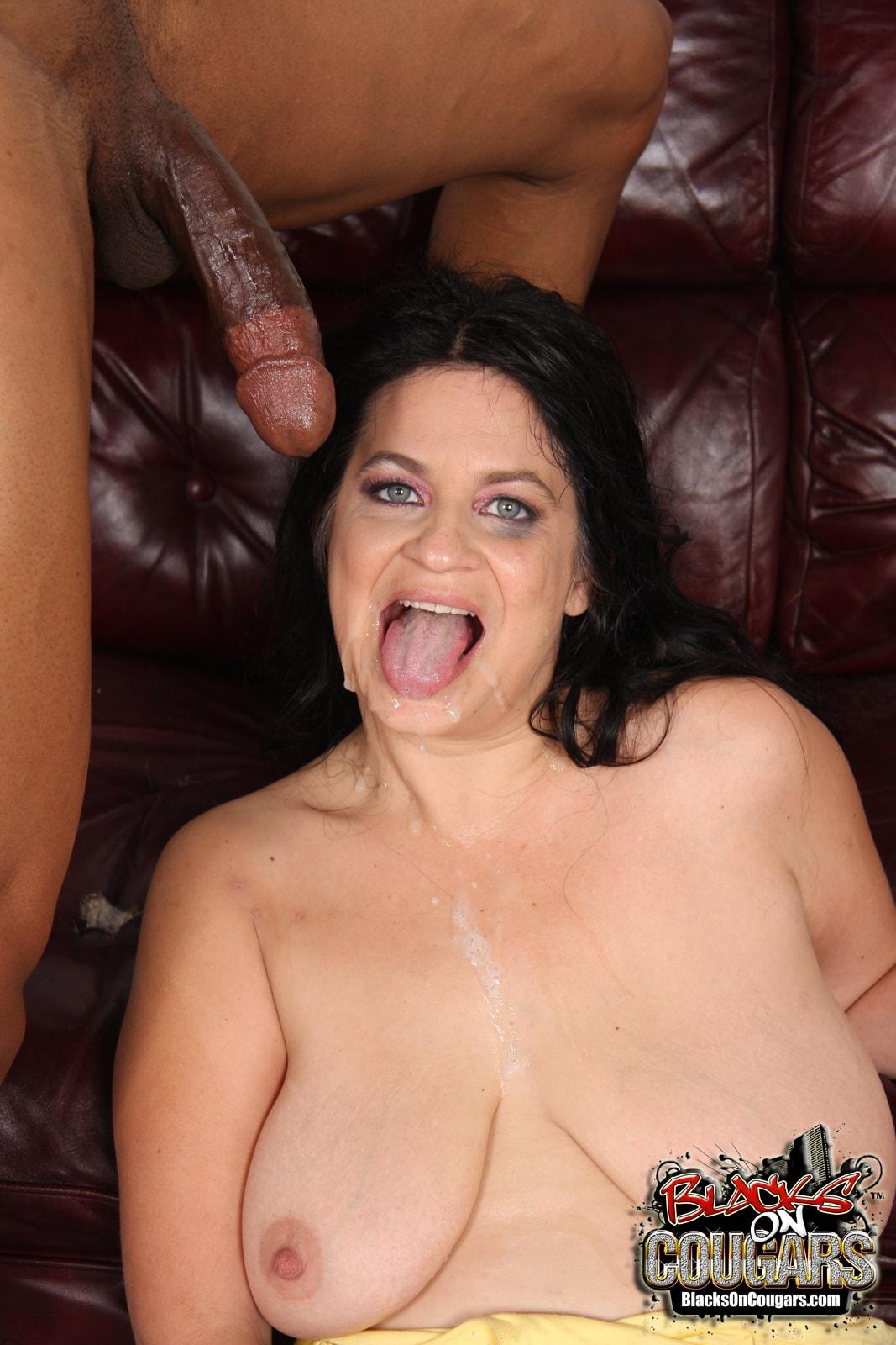 Dogfart '- Blacks On Cougars' starring Slut Deb (Photo 28)