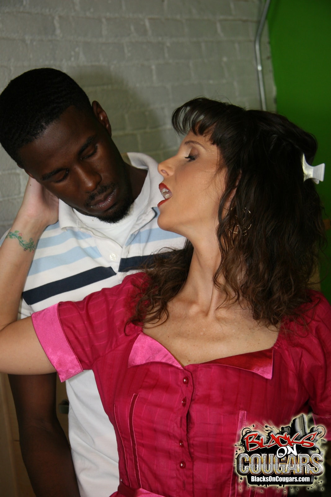 Dogfart '- Blacks On Cougars' starring Syren Demer (Photo 7)