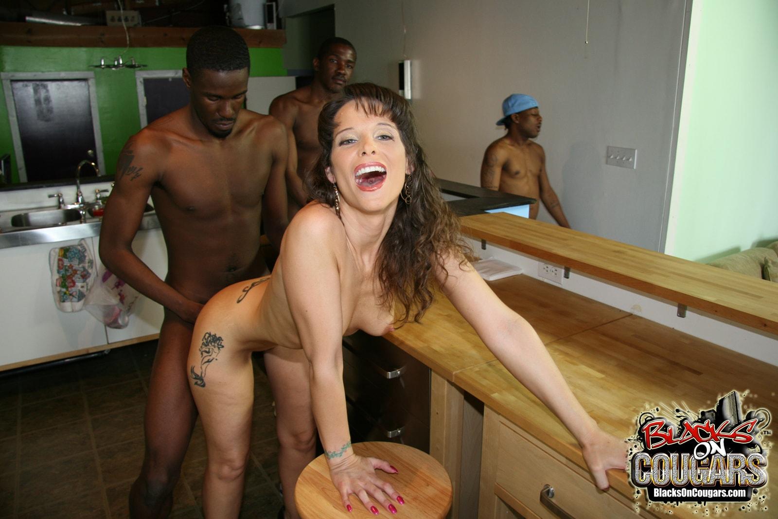 Dogfart '- Blacks On Cougars' starring Syren Demer (Photo 23)